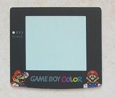 NEU Screen Lens for Mario Edition Game Boy Color, Gameboy GBC Linse Sichtscheibe