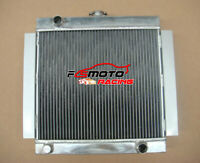 3 Row for Ford Escort Mk1 Mk2 RS2000 1968-1980 79 78 77 76 MT Aluminum Radiator