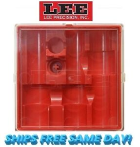 LEE Precision 3 DIE BOX Red, Green, or Yellow  New! # 90791