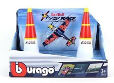 Red Bull Air Race Pylons Airplane Model Diecast set 1/100 Scale Bburago