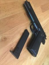 New listing KWC Airsoft Black Ops Spring Powered Pistol