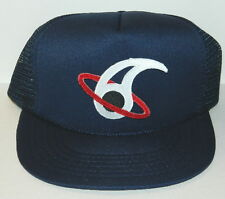 Forbidden Planet Movie Uniform Logo Embroidered Patch Baseball Hat, NEW UNUSED