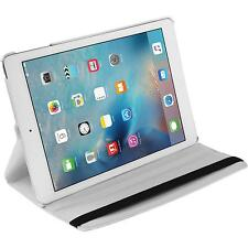 Cubierta de cuero artificial Apple iPad Mini 4 360° blanco