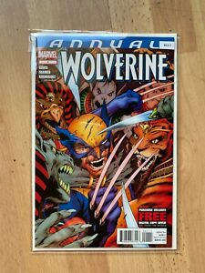 Wolverine Annual 1 - High Grade Comic Book - B53-7