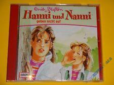 *CD* Hanni und Nanni 13 - Hanni und Nanni geben nicht auf * EUROPA *