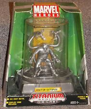 2006 Marvel Doctor Octopus Titanium Series Diecast Figure New In The Box