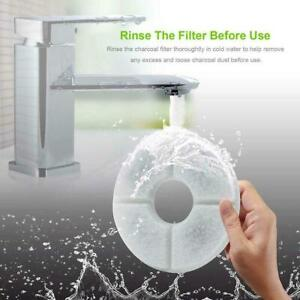Water Drinking Fountain Filter Replacement Filters Cat For Pet N Dog w A7L7