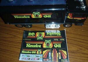 MASK M.A.S.K. Outlaw External Ultimate Upgrade Sticker Kit! Precut + PTC bonus