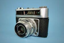 Soviet made FED 10 rangefinder camera in very good condition - Industar 61 lens