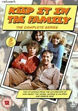 Keep It in The Family The Complete Series DVD Region 2