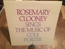 ROSEMARY CLOONEY - Sings Cole Porter ~ CONCORD JAZZ 185 {nm orig} w/Cal Tjader
