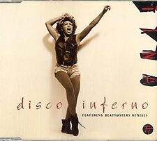 Tina Turner Disco inferno (1993) [Maxi-CD]