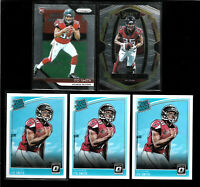 2018 Panini ITO SMITH rookie LOT rc prizm donruss optic select premier falcons