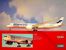 Herpa Wings1 500 Airbus A350-900 Finnair Oh-lwb Oneworld 530972