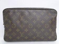 Louis Vuitton Clutch Pouch Bag Trousse Toilette 28 M47522 Monogram 10170124300 G