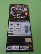 BILLET PARIS SG PSG v MONACO 2018 FINALE COUPE DE LA LIGUE france ticket