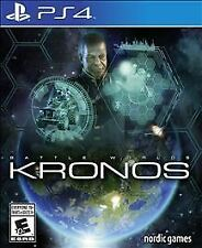 Battle Worlds: Kronos PlayStation 4 **NEW**