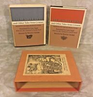 The Juniper Tree and Other Tales from Grimm 2 Vol 1973 Lore Segal & Maurice S