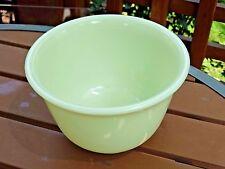 Vintage Hamilton Beach Small Custard Mixer Bowl Replacement yellowish/greenish