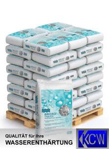 Regeneriersalz 1000kg BROXETTEN Salztabletten Siedesalz für die Wasserenthärtung