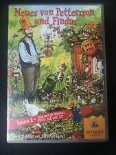 Neues von Pettersson & Findus Version 2 PC-Spiel Mac Lernspiel CD-Rom Spiel