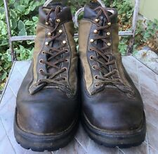 Danner Boots Men's Gore-Tex Brown Leather Work Hunting Boots Size 12 D #33000