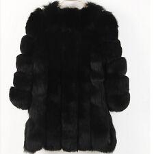 Winter Lady Warm Thicken Short Jacket Fur Hooded Parka Coat Overcoat Outwear HOT