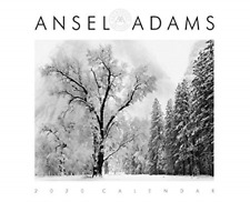 Ansel Adams 2020 Wall Calendar