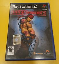 State of Emergency 2 GIOCO PS2 VERSIONE ITALIANA