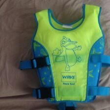 NEW Piping Hot Wave Small Kid Children Swimming Life Vest Jacket NEW Size S