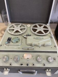 Ferrograph Series 6 Model 631 stereo output Reel to Reel Tape Recorder.