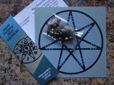 * EMPATH EMERGENCY SHIELD * Little Grid Kit Stone Crystal Divination Metaphysics