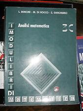 I modulibri di matematica 3C