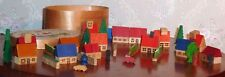 Putz Miscellaneous People Animals Trees Fences Display Germany Toys #04301-80