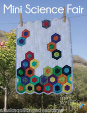 Quilt Pattern ~ Mini Science Fair ~ by Mini Jaybird Quilts