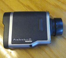 Bushnell Pinseeker 1500 Rangefinder. Used.  May not pickup longer distances. #12