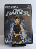 Lara Croft Tomb Raider The Angel of Darkness PS2 (Sony PlayStation 2) Complete!
