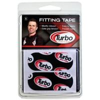 1 NEW Turbo Bowling Pre Cut Black Skin Tape Free Ship in USA  $11.59