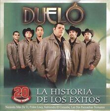 Duelo : La Historia De Los xitos CD