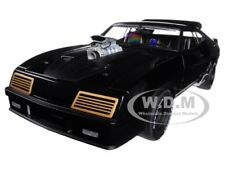 "FORD XB FALCON TUNED VERSION ""BLACK INTERCEPTOR"" 1/18 DIECAST BY AUTOART 72775"