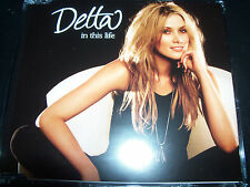 Delta Goodrem In This Life Australian CD 2 With Limited Poster
