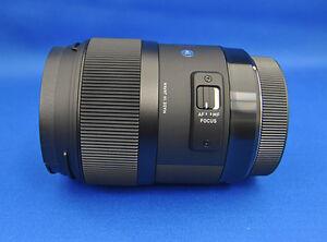 Sigma 35mm f1.4 DG HSM Art Lens For Canon  Japan Domestic Version New