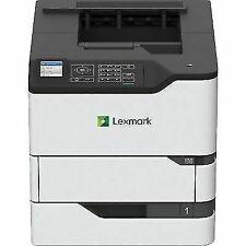Lexmark Ms821n (50G0050) B&W Laser Printer, 55ppm, 1200dpi, Duplex