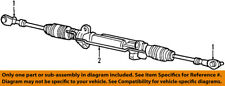 CHRYSLER OEM Steering Gear-Outer Tie Rod End 5066373AB