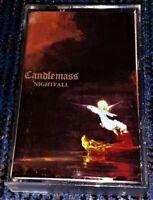 Candlemass – Nightfall. Cassette Tape Plays Well. Rare Metal Mind
