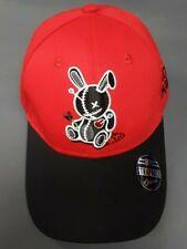 Black Keys Lucky Charm Dad Hat Strap Back Cap - Red/Black