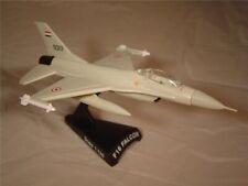 DIECAST AIRPLANE METAL F16 FALCON
