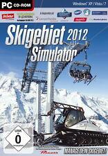 Skigebiet Simulator 2012 (PC, 2011, DVD-Box) PC82