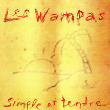 Simple et Tendre by Les Wampas (CD, Jan-1993, Bmg/Rca Records Label) BRAND NEW