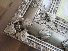 XXL Wandspiegel Luxuriös prunkvoll Rechteckig Barock und Rokoko Antik 122x92 cm